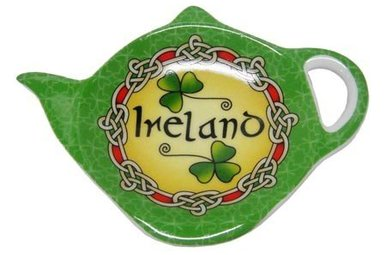 Tea Bag Holder: Ireland