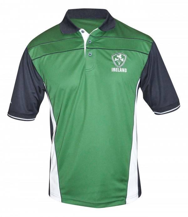 Shirt: Ireland Performance Polo