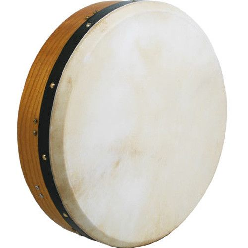 "Walton's Music Bodhran: 12"" Plain Design"