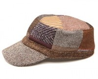 Hanna Hats Bay Cap: Patch