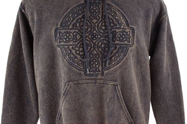 Sweatshirt: Circle of Life Embossed