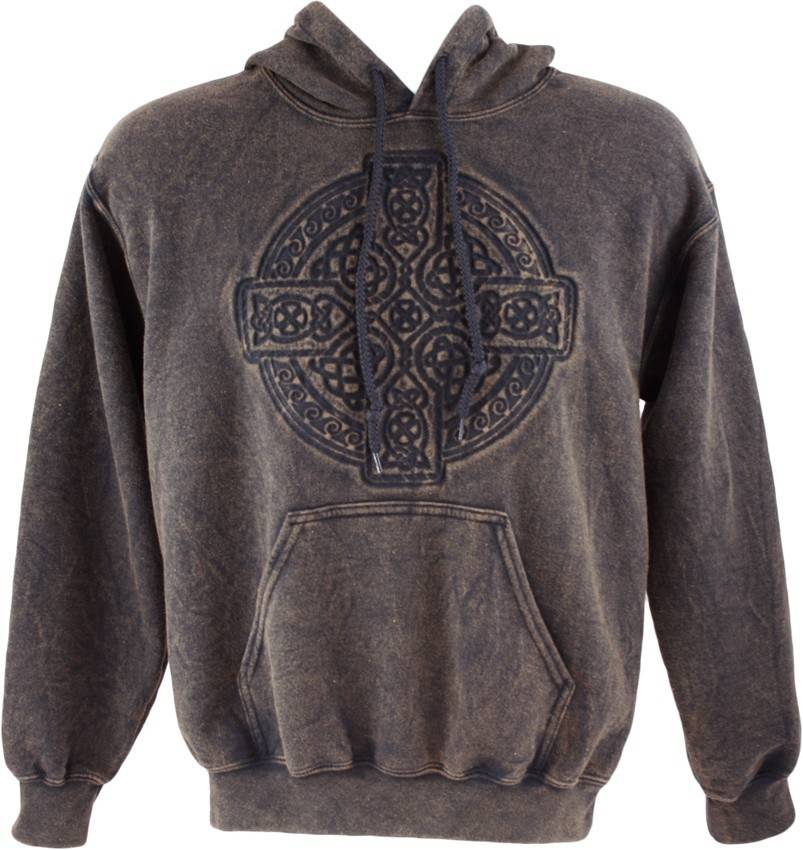 Sweatshirt: Circle of Life Embossed