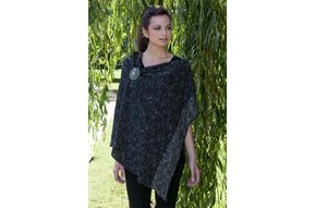 Cape: Silk and Linen Wallace Night