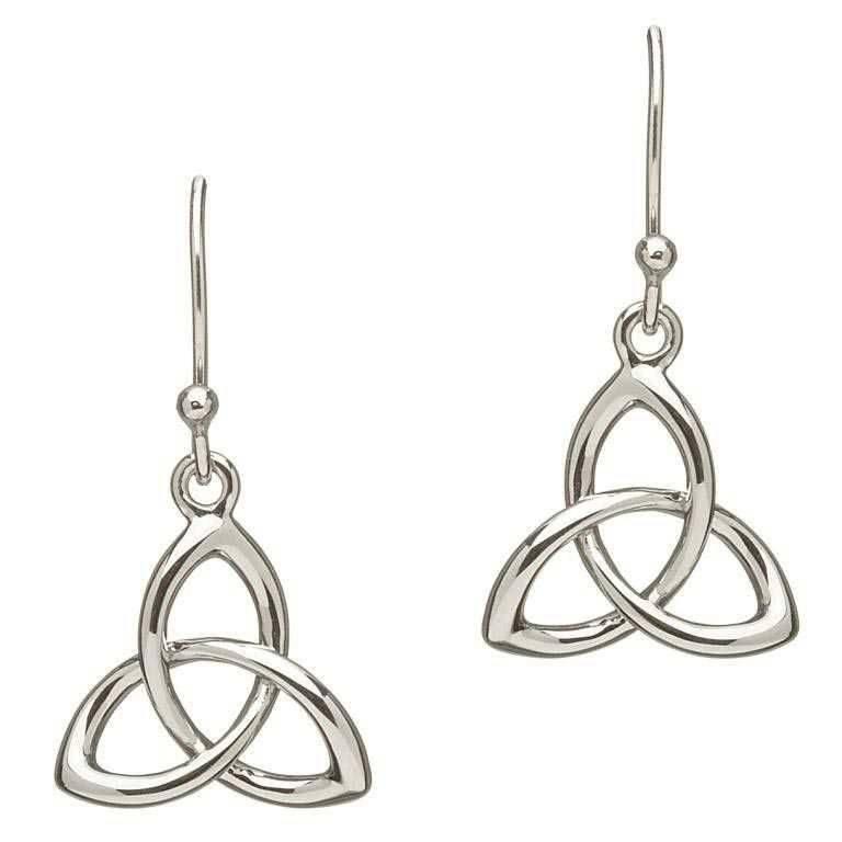 Earring: Sil Trinity