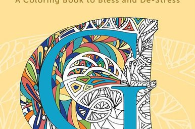 Book: Words of Faith, Coloring