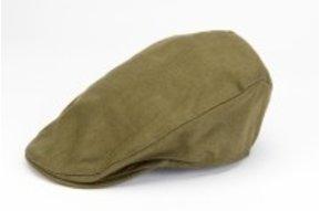 Hat: Linen Tailor Cap Sage