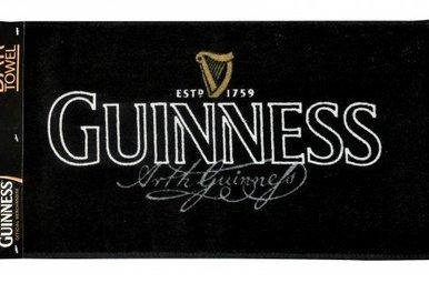 Guinness: Signature Bar Towel