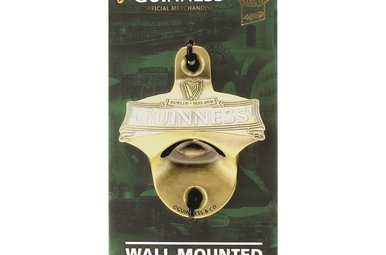 Guinness: Ireland Wall Mounted Bottle Opener