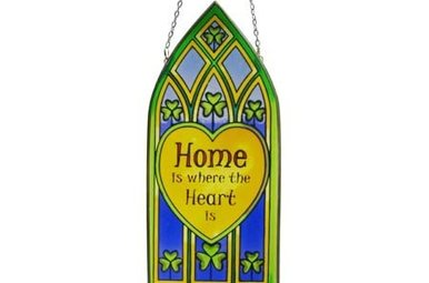 Stained Glass: Home is Where The Heart