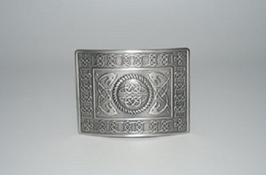 Buckle: Highland Serpent