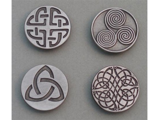 Magnets: Celtic Assorted
