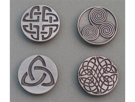 Magnets: Celtic Assorted