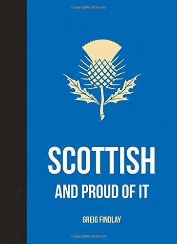 Book Book: Scottish and Proud of it