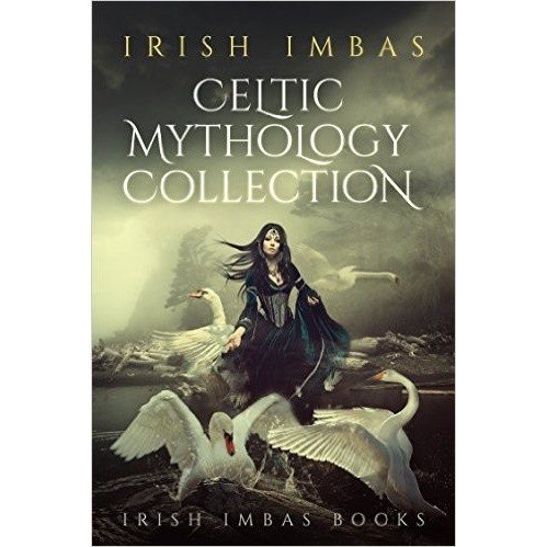 Book Book: Irish Imbas: Celtic Mythology, 2016