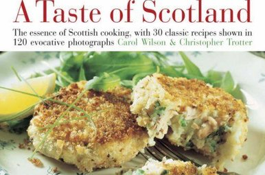 Book: A Taste of Scotland, Hardcover