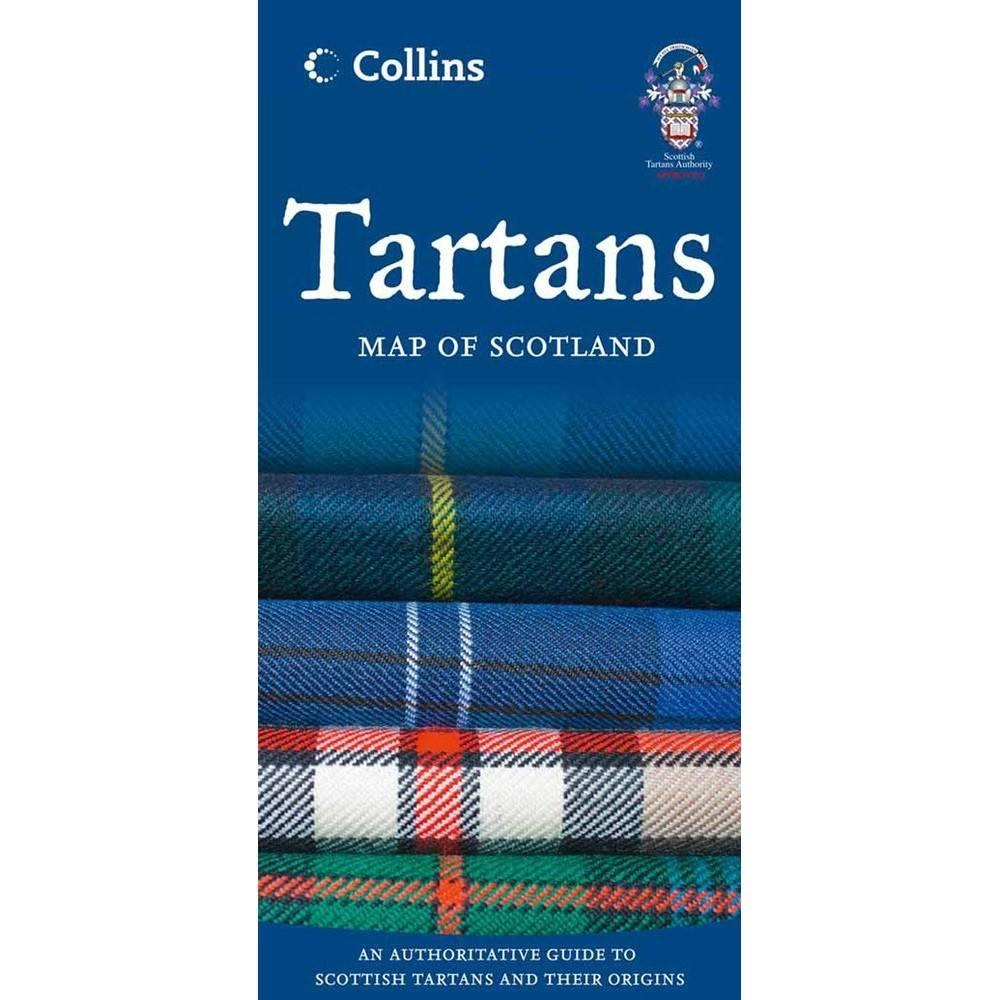 Map: Tartans of Scotland, Origins