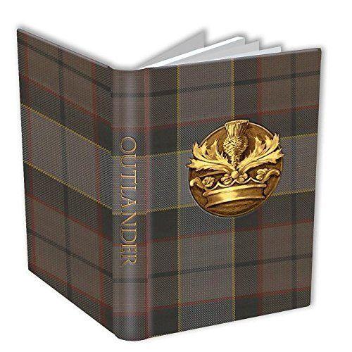 Journal: Outlander, Fraser Tartan