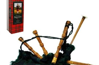 Bagpipes: Junior Playable, Black Watch
