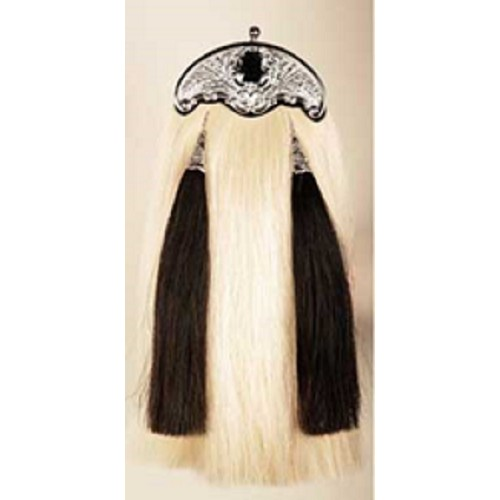 Glen Esk Sporran: Pipers Long Hair