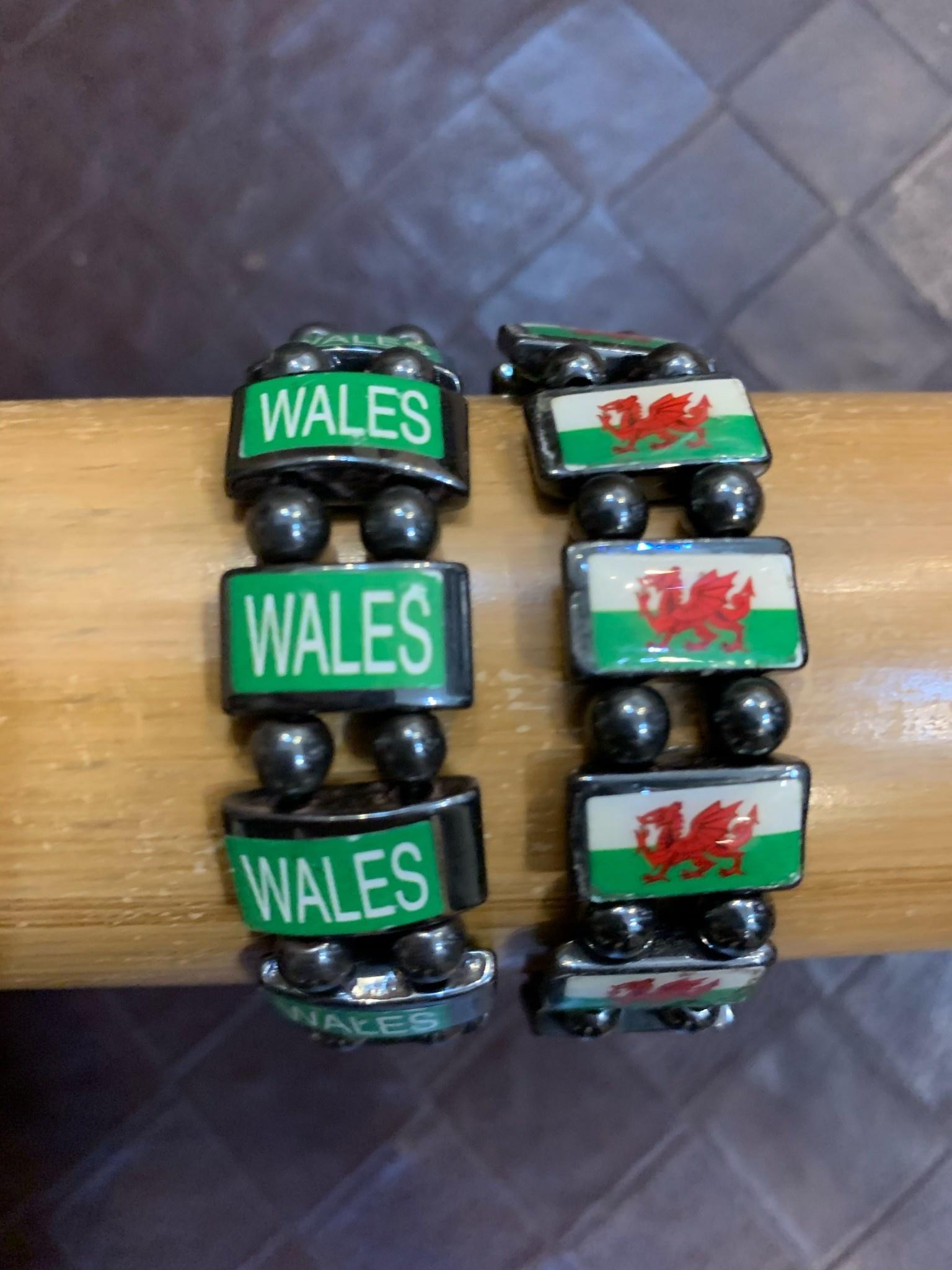 Stone Bracelet: Wales