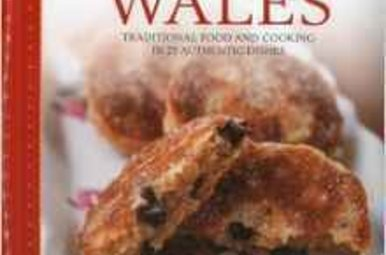 Book: Classic Recipes of Wales, Hardcover
