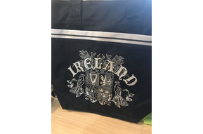 Bag: Ireland Ornate Crest
