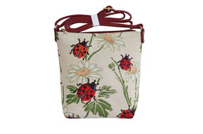 Purse: Tapestry Sling Ladybird