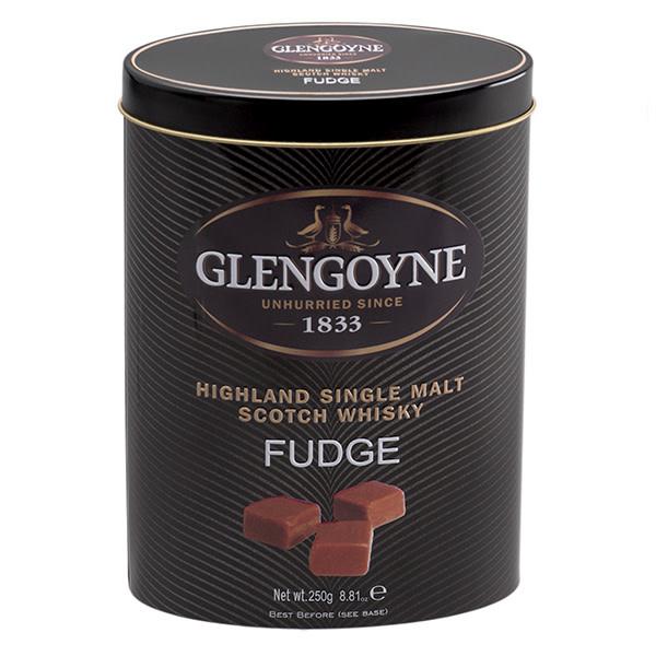 Food: Glengoyne Malt Whiskey Fudge