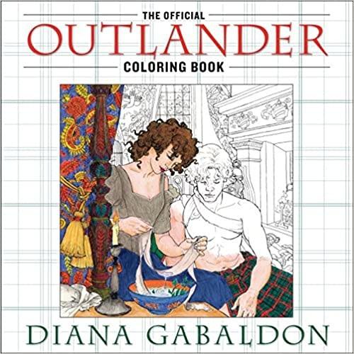 Book: Outlander Coloring Book