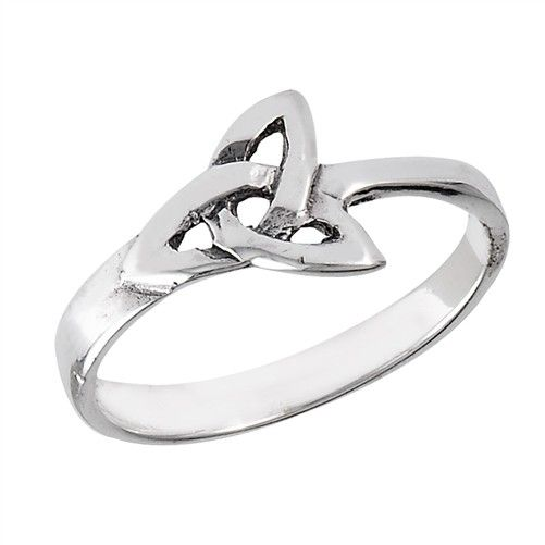 Ring: Triquetra SS