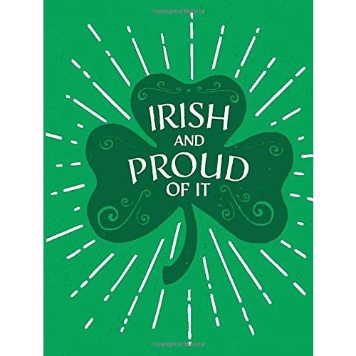 Book Book: Irish and Proud of it