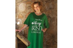 Nightgown: Irish Sexy