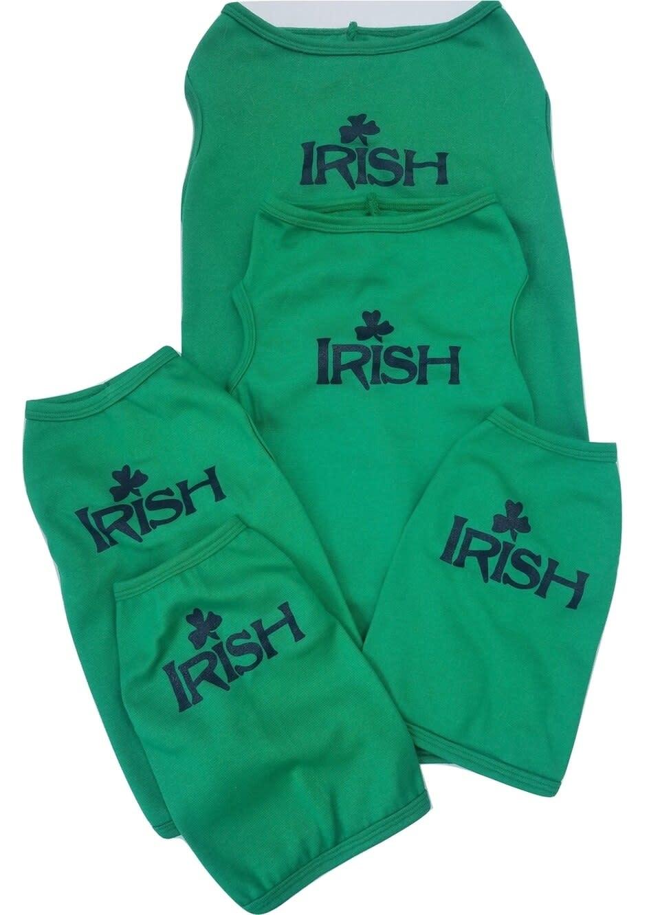 Dog Shirt: Irish Shamrock