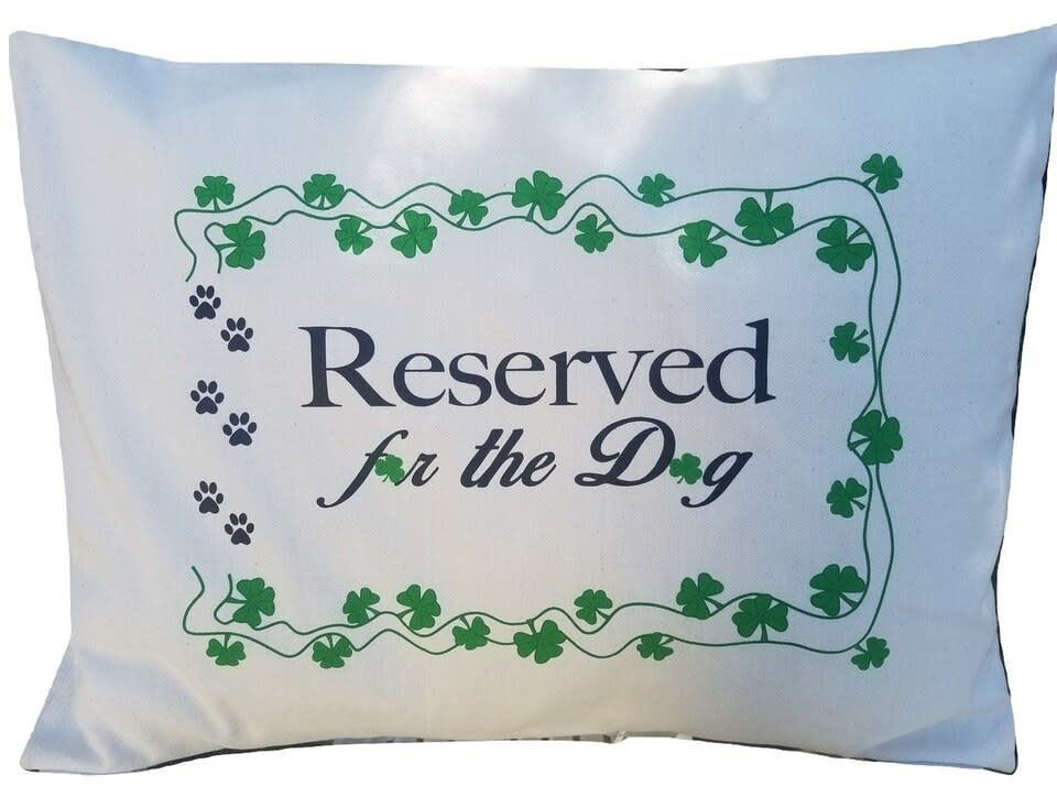 Pillowcase: For The Dog