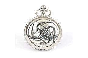 Pocket Watch: Celtic Knot