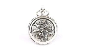 Pocket Watch: Rampant Lion