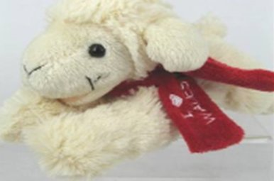 Toy: Welsh Lamb