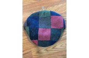 Hat : Tweed Classic Patchwork