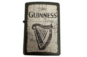 Lighter: Zippo Guinness Harp
