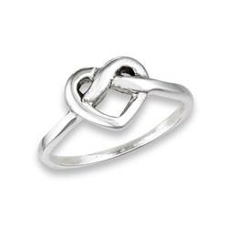 Ring: SS Celtic Love Knot