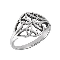 Ring: Trinities, Four Rounded, SS