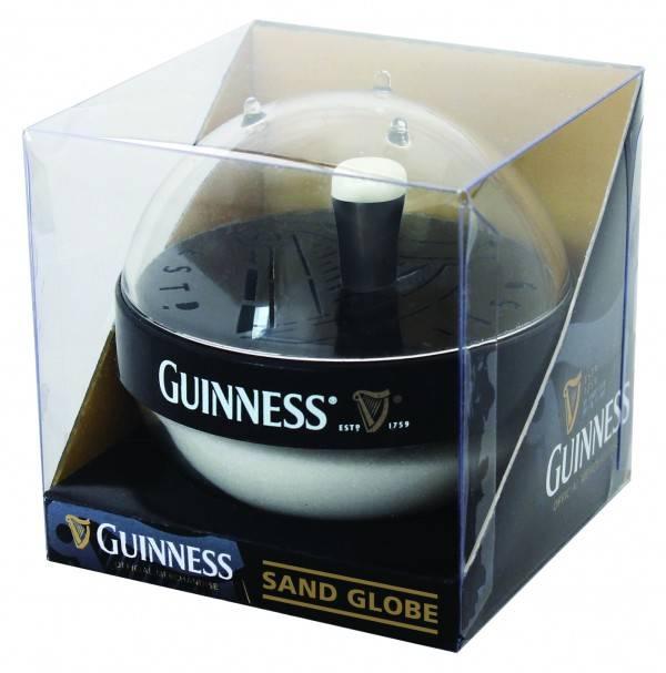 Guinness: Sand Globe