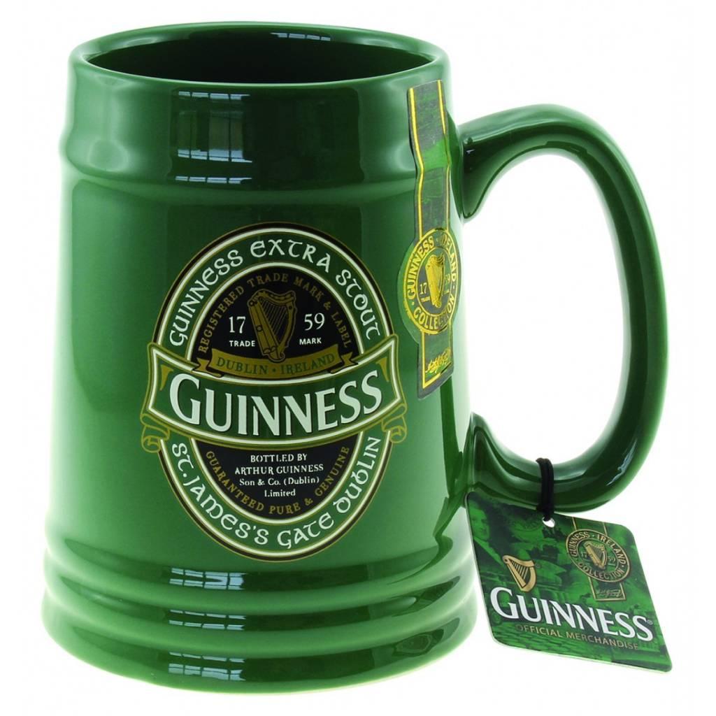 Guinness: Green Tankard