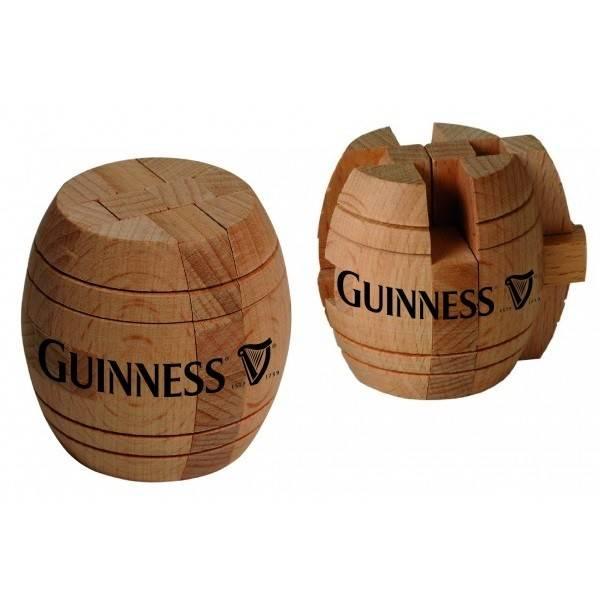 Guinness: Barrel Puzzle