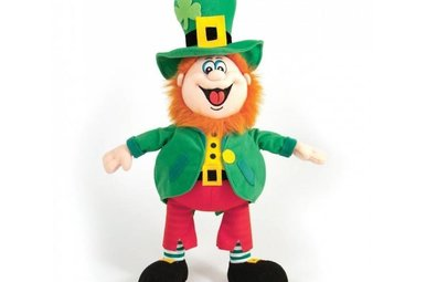 Toy: Finnegan Leprechaun