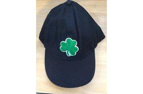 Hat: Baseball Shamrock  Nvy
