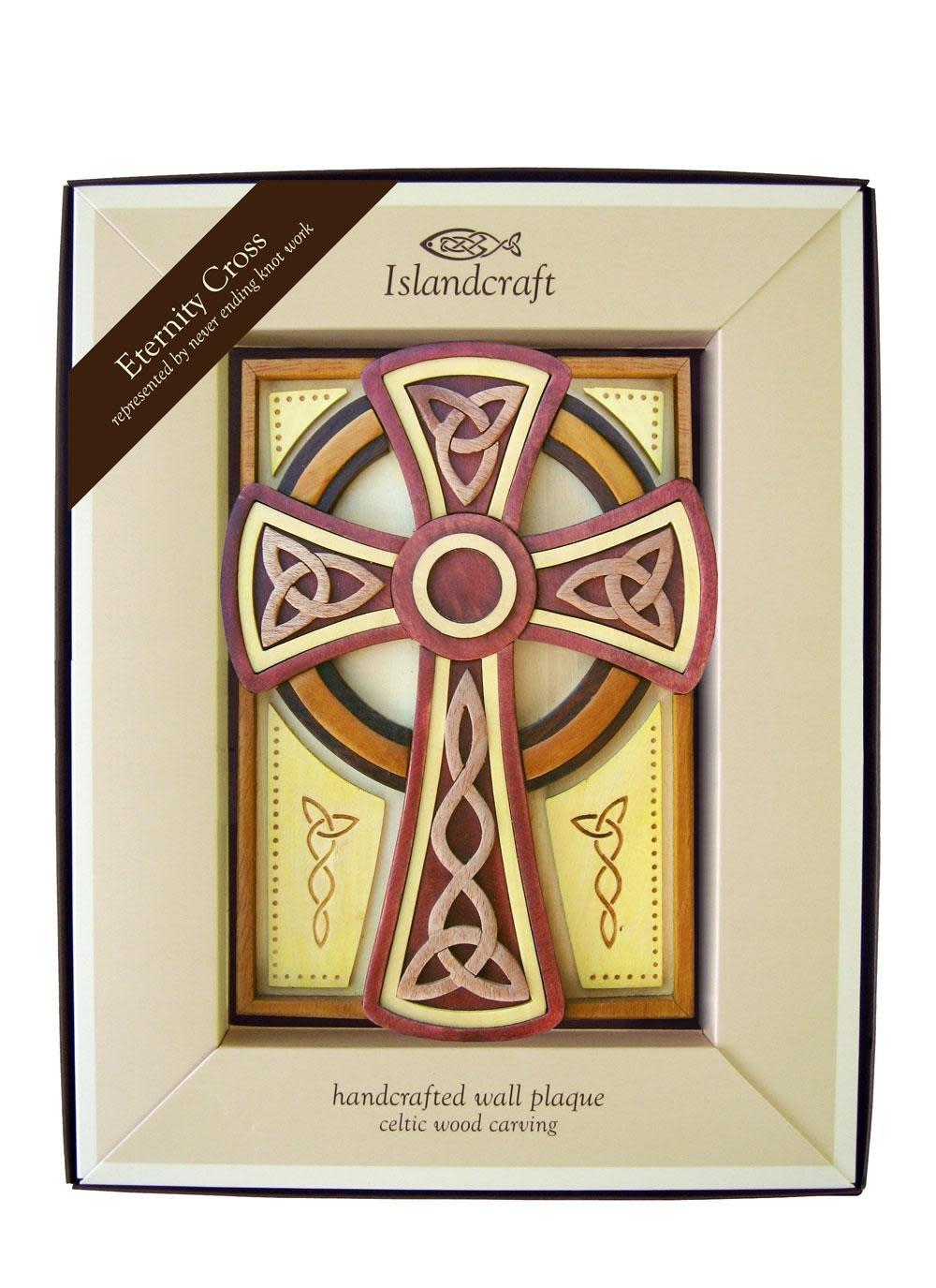 Clara Plaque: The Eternity Cross
