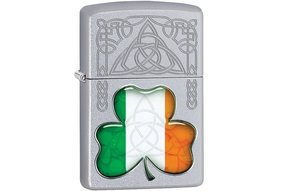 Lighter: Zippo, Irish Shamrock