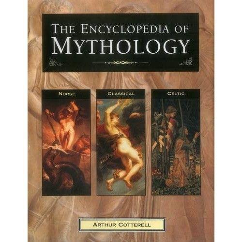Book Book: Encylopedia of Mythology