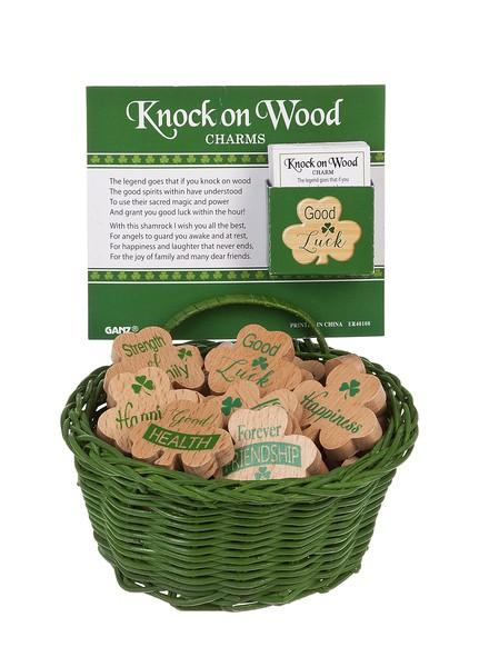 Charm: Knock On Wood